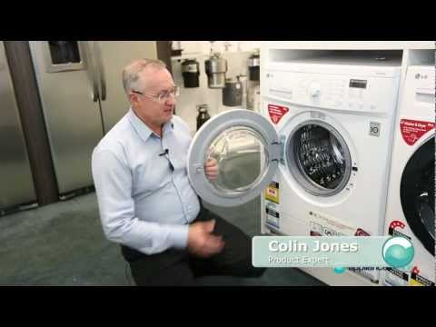 7kg Front Load LG Washing Machine WD11020D1 reviewed by Product Expert - Appliances Online