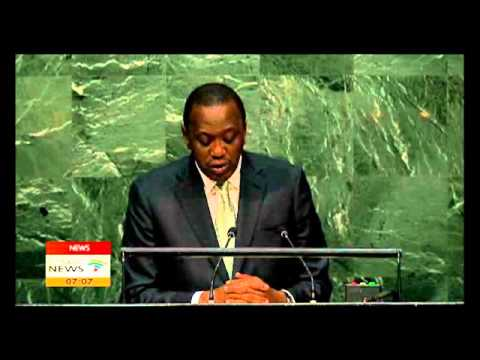 African leaders took stage to address UN General assembly