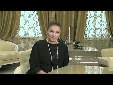 Путин и Кабаева  Президент и бывшая гимнастка