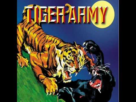 Tiger Army - Outlaw Heart