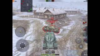 WoT Blitz AMX 50 B первое впечатление