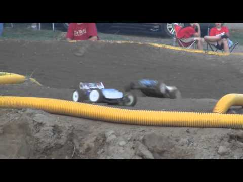 Granger Offroad RC Truggy A Main Tropy Race