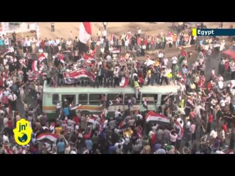 Egypt Referendum 98.1% Landslide: Officials report huge support for military-backed constitution