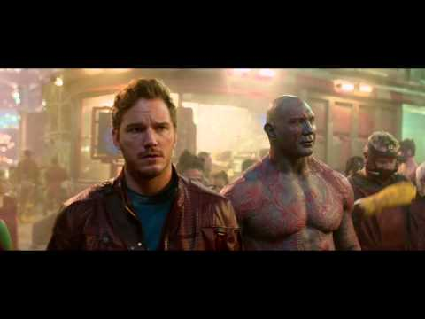 Marvel's Guardians of the Galaxy | Peter Quill | In Cinemas August 7