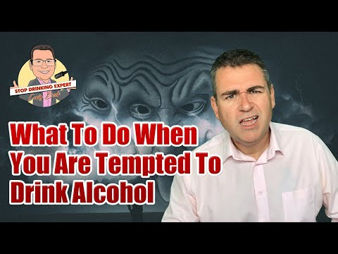 Alcohol Cravings Explained - Stop Drinking Expert