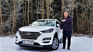 2019 Hyundai Tucson Facelift 1,6 gdi - Review, Fahrbericht, Test