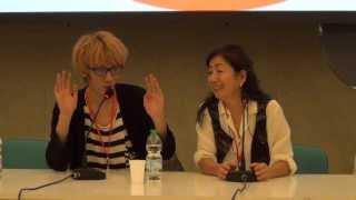 Lucca 2013: Dietro la scrivania di Inio Asano