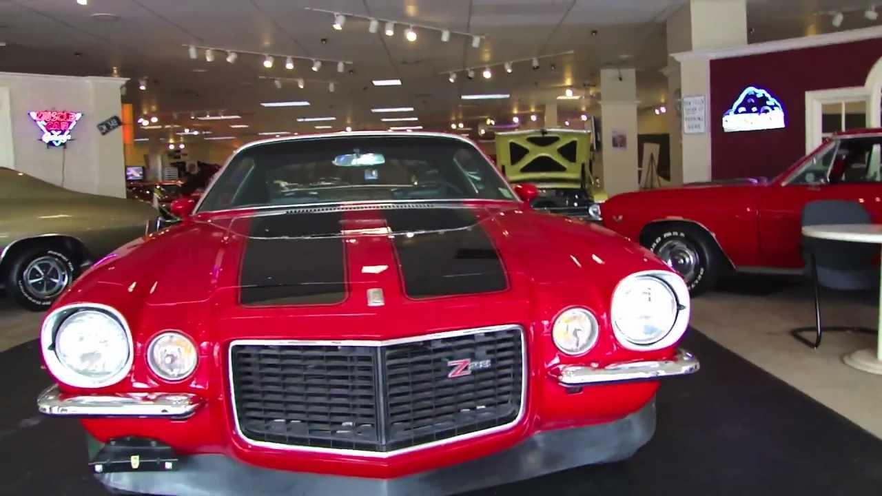 1970 Camaro Z28/RS Split Bumper For Sale! - YouTube