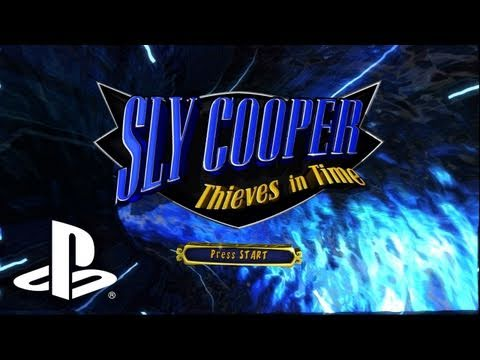 E3 2011: Sly Cooper Thieves in Time (Live Stream Interview)
