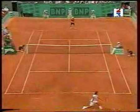 Hrbaty Rios French Open 1999