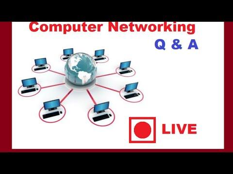 Computer Networking Q & A