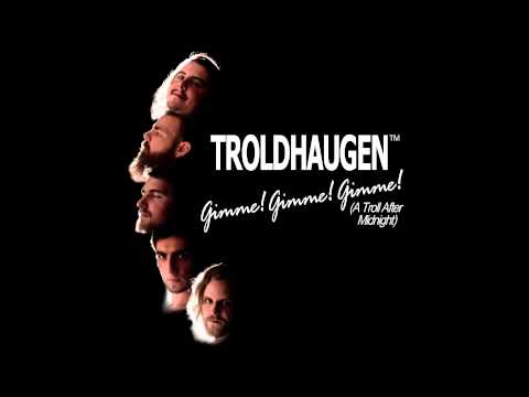 Troldhaugen - gimme! Gimme! Gimme! (a Troll After Midnight) Abba Cover video
