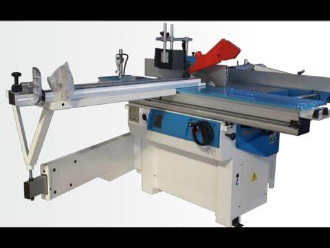 Nice Woodworking combination machine ~ Bert Jay