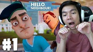 Tercyduk Bapake - Hello Neighbor Indonesia (Act 1 End)