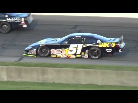 Kyle Busch Wins Circle City 100 Lucas Oil Raceway indianapolis