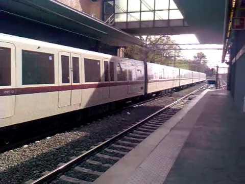 Eur Magliana Tra Corse Prova E Incroci Metropolitani... video