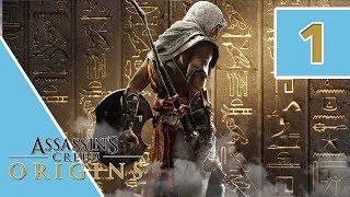 Let's Stream | Assassin's Creed Origins #1