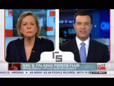 David Shuster Vs. Jennifer Rubin on Reliable Sources