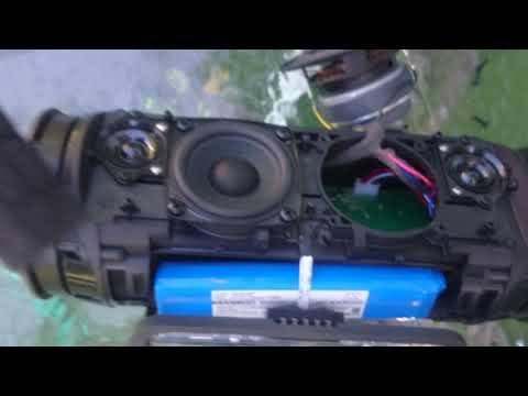 Reparar JBL xtreme (Problema bateria)