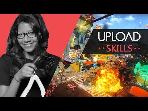 Upload Skills: Sunset Overdrive