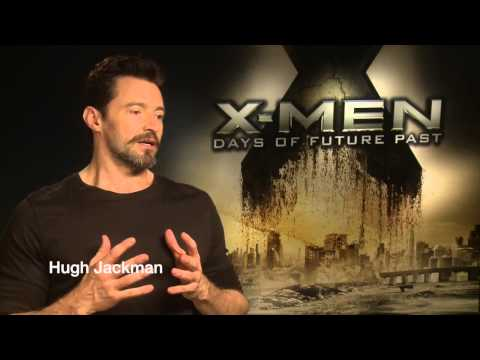 X-Men: Days Of Future Past Interview: James McAvoy, Michael Fassbender and Hugh Jackman