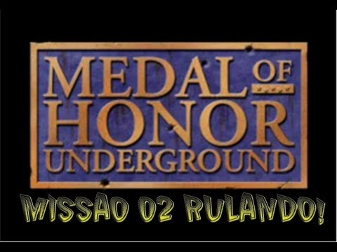 Medal of Honor Underground #03 Os Melhores do Playstation