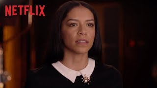 Chambers | Cast Interview | Worlds Collide | Netflix