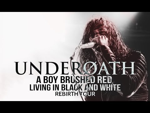 Underoath - A Boy Brushed Red...Living In