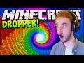 Minecraft THE DROPPER #1 - CRAZINESS! w/ Ali-A & Vikkstar123