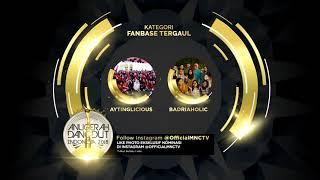 Kategori Fanbase Tergaul - Anugerah Dangdut Indonesia 2018