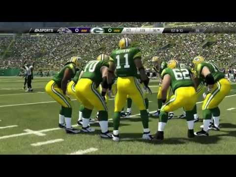 Where Have You Been Mister!?!? Madden 25 Ravens Vs. Packers...