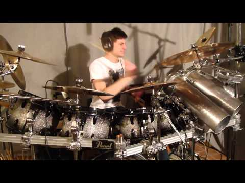 The Algorithm - Isometry -  MapleNoise (Drums Cover [HD])