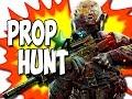 Call of Duty 4:  Prop Hunt Funny Moments!  (BOO WAH CHARDU CHUM CHUM CO!) #13