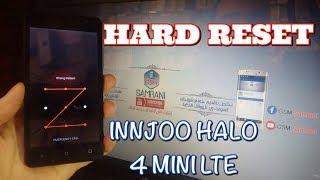 HARD RESET INNJOO HALO 4 MINI LTE