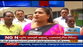 రోజా ట్రెడిషనల్ అంటే.. మహిళలు ఉలిక్కిపడుతారు| Face to Face with MLA Anitha over Roja Comments