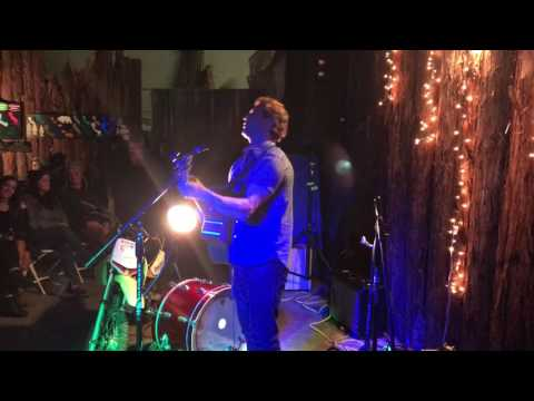 You are My Sunshine cover live by Nick Gallant and Event Santa Cruz