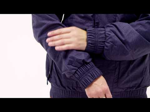 Video: Women's Tabloid Snowboard Jacket
