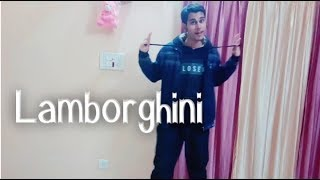 Lamborghini | Abhishek Chandel dance cover