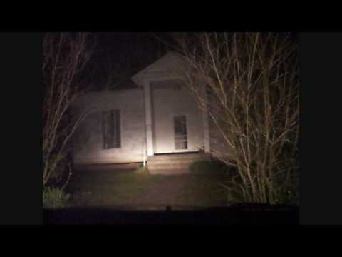 A Haunted House in Scottsboro, AL