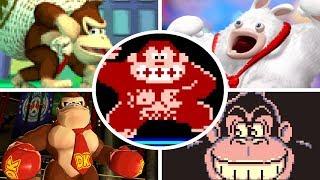 Evolution of Donkey Kong Battles (1981 - 2017)
