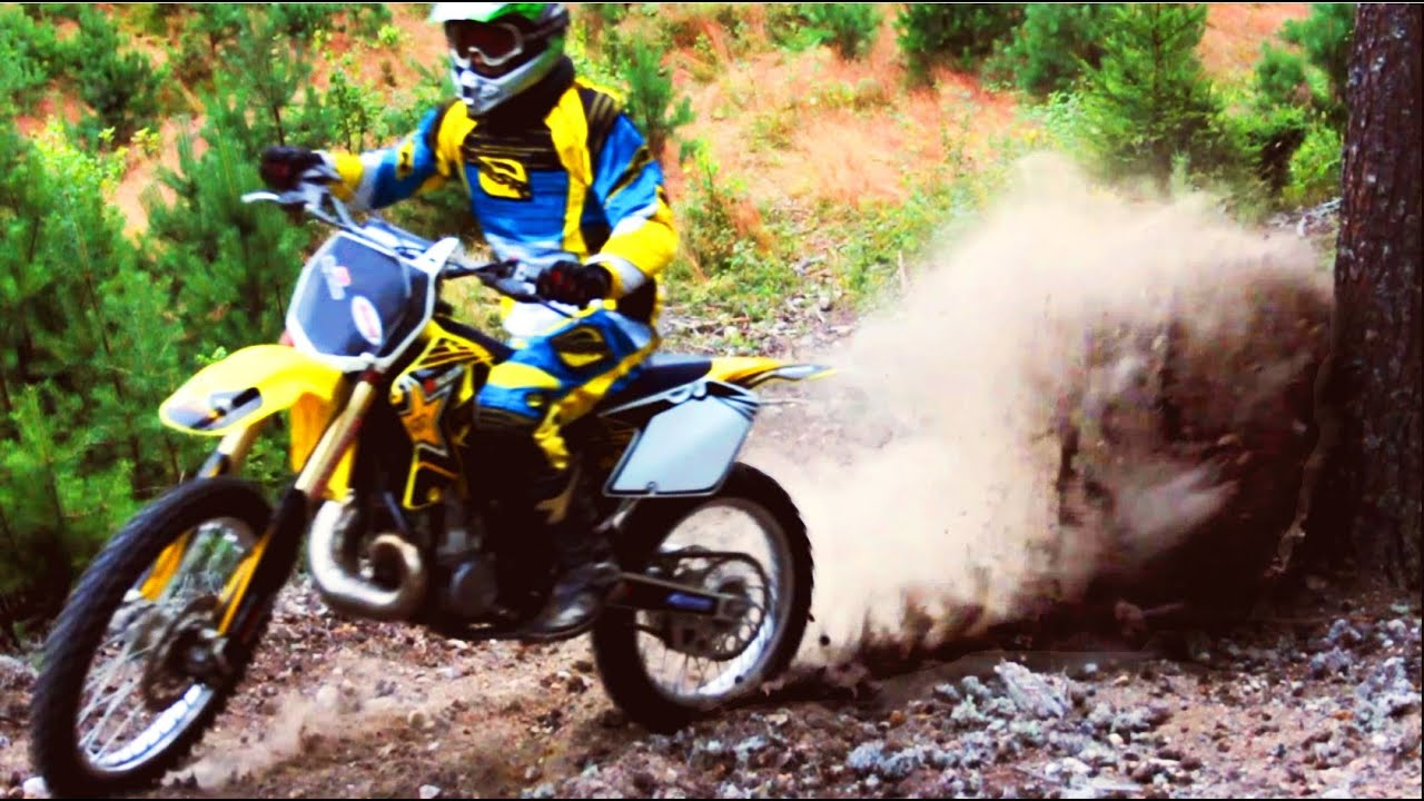 Bike Video Youtube Natural dirt bike hill climb