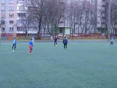 Гол в матче Чуриловичи - Альянс ЛФЛ 9х9