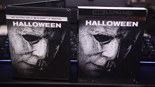 Halloween 4K Blu-Ray Review