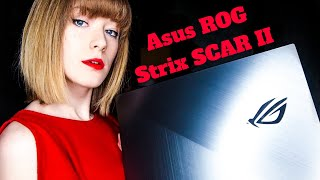 Best Gaming Laptop? Asus Strix Scar II (unboxing and review)