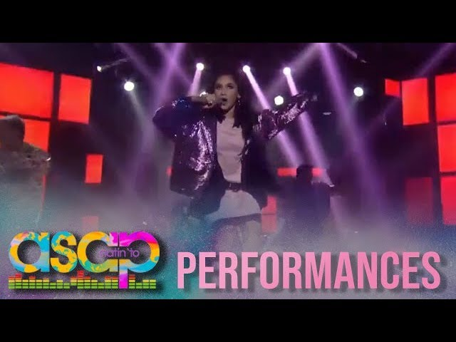 ASAP Natin 'To: Sarah G perform her rendition of Destiny's Child hit song
