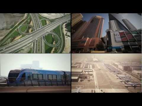 Infrastructure in the United Arab Emirates (UAE)