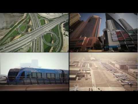 Infrastructure in the United Arab Emirates (UAE)