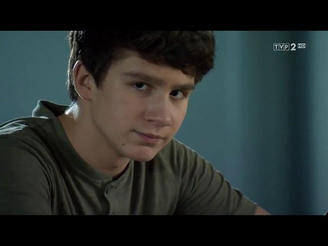 """""""M jak miłość"""" – Krwawe kolonie – scena z odc. 1338"""