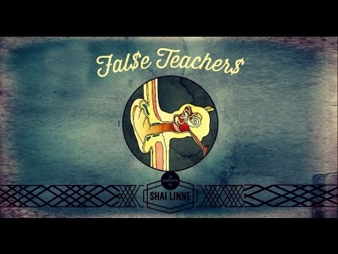 False Teachers by Shai Linne NEW SONG + Lyrics - Fal$e Teacher$