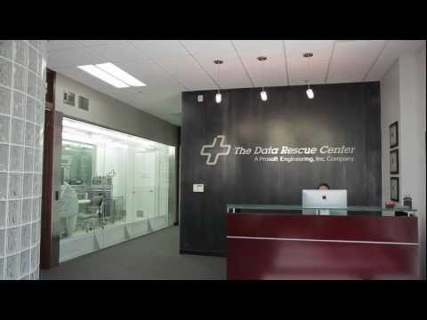 The Data Rescue Center's Data Recovery Process